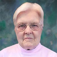 In Memoriam: Sister Agnes Regina Hughes, SC