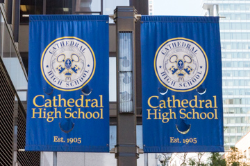 Cathedral High School Honors the Sisters of Charity