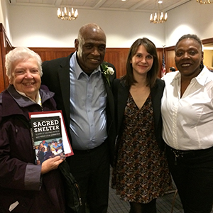 Fordham University Hosts Sacred Shelter Launch Party