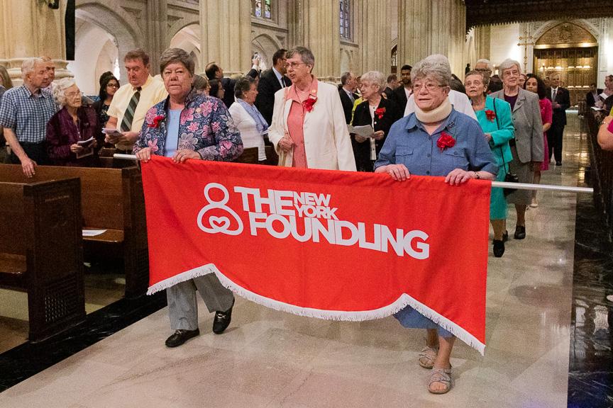 New York Foundling Kicks Off Celebrations For 150 Years of Nurturing