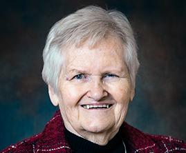 In Memoriam: Sister Ann Rose Connell, SC