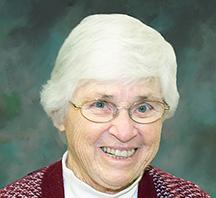 In Memoriam: Sister Joan Anderson, SC