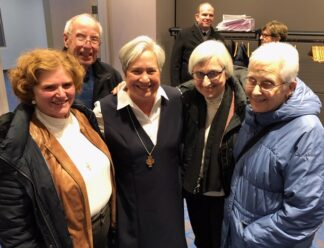 Manhattan College Hosts Sister Norma Pimentel On Crossing Borders: a Catholic Response to Migration