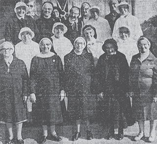 SC Archives: Sisters Stand Up to Be Counted for the 1980 Census