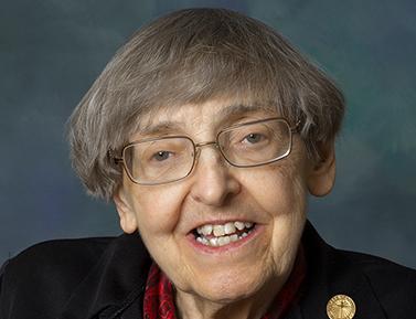 In Memoriam: Sister Maria Goretti Wieser, SC