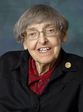 Sister Maria Goretti Wieser