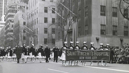 The St. Patrick's Day Parade in New York City: A Sisters of Charity of New York Tradition!