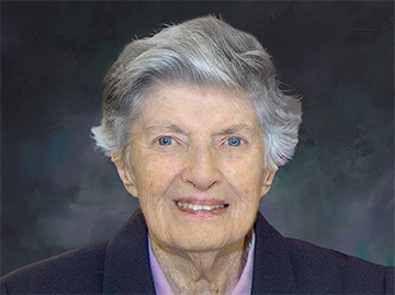 In Memoriam: Sister Margaret Sweeney, SC