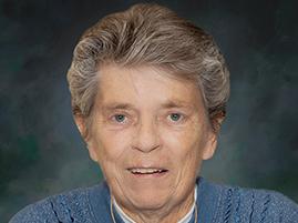 In Memoriam: Sister Katherine King, SC
