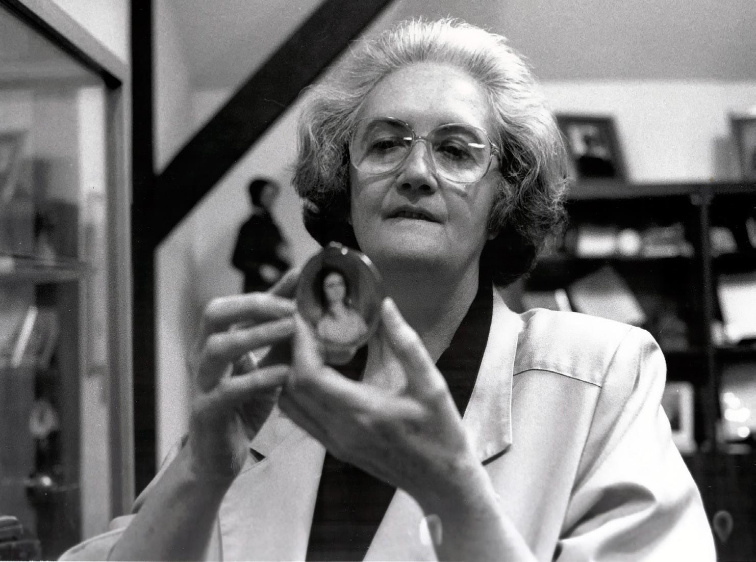 Sister Rita King — Teacher, Archivist and Community Historian