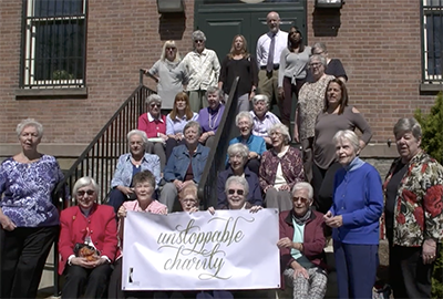 """We Invite You to View Our """"Unstoppable Charity"""" Spring Benefit"""