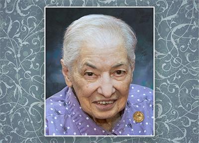 In Memoriam: Sister Mary Damian Gardner, SC