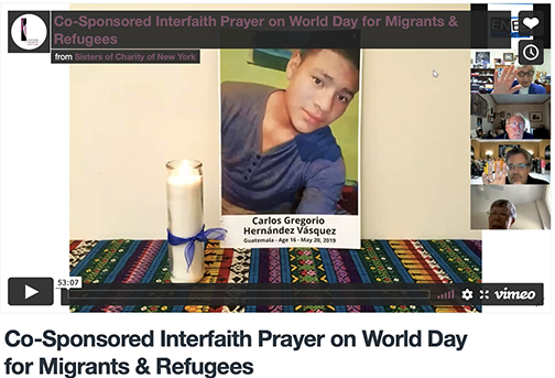 """Faith Leaders Respond to Pope Francis' Call to a Wider """"We"""""""
