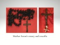 cross and rosary